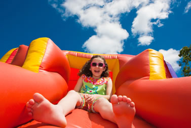 Bouncy Castles and Giant Inflatable Slides